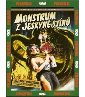 Monstrum z jeskyně Stínů DVD (Beast from Haunted Cave)