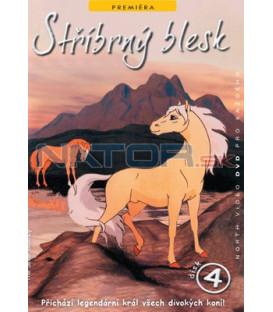 Stříbrný Blesk 04 DVD