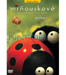 Mrňouskové 01 DVD