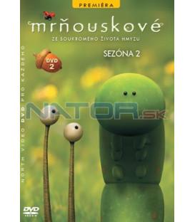 Mrňouskové 02 DVD