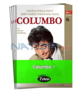 Columbo 1  -  kolekce  7 DVD
