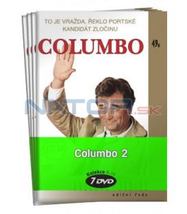 Columbo 2  -  kolekce  7 DVD