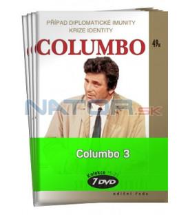 Columbo 3  -  kolekce  7 DVD