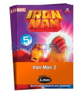 Iron Man 2 - kolekce 4 DVD (5-8)
