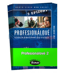 Profesionálové 2 - kolekce 9 DVD (10-18)