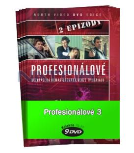 Profesionálové 3 - kolekce 9 DVD (19-27)