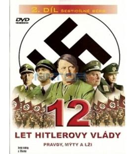 12 let Hitlerovy vlády, 2. díl (12 Years Witho ut Pity) DVD