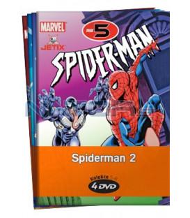 Spiderman 2  -  kolekce  4 DVD
