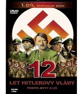12 let Hitlerovy vlády, 1. díl (12 Years Without Pity) DVD