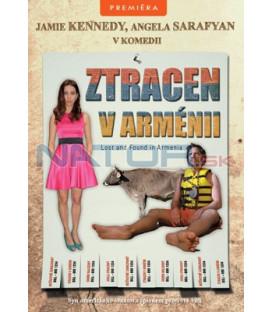 Ztracen v Arménii DVD
