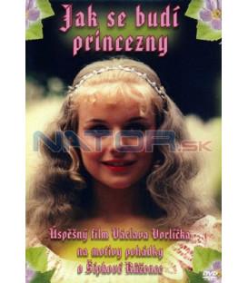 Jak se budí princezny DVD