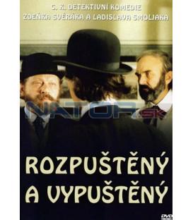 Rozpuštěný a vypuštěný DVD