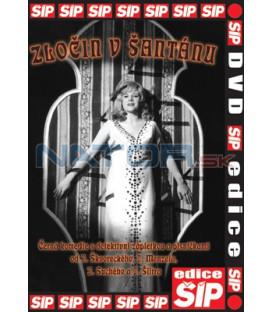 Zločin v šantánu DVD