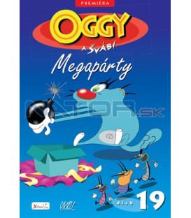 Oggy a švábi - Megapárty DVD