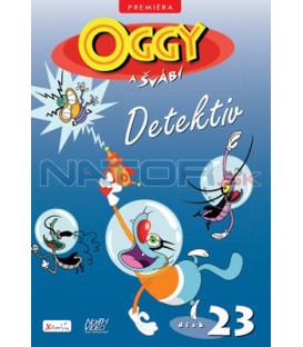 Oggy a švábi - Detektiv DVD