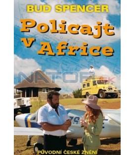 Policajt v Africe DVD