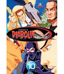 Diabolik 10 DVD