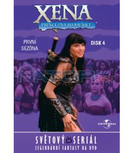 Xena 1/04 DVD- XENA 04