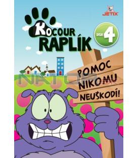 Kocour Raplík 04 DVD