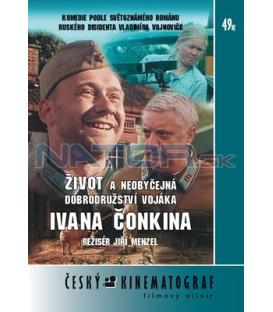 Život a neobyčejná dobrodružství vojáka Ivana Čonkina DVD
