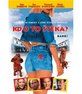Kdo to štěká? DVD