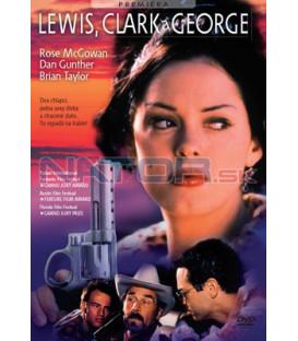 Lewis, Clark a George DVD