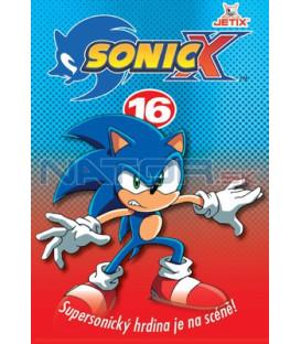 Sonic X 16 DVD
