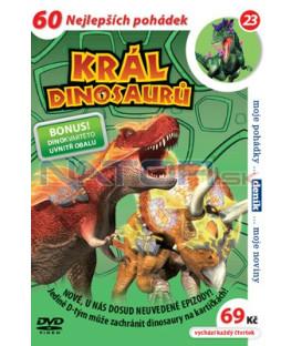 Král dinosaurů 23 DVD