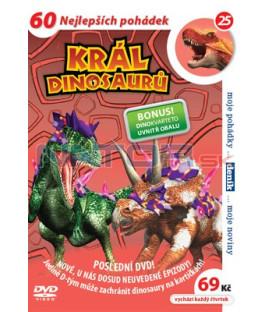 Král dinosaurů 25 DVD