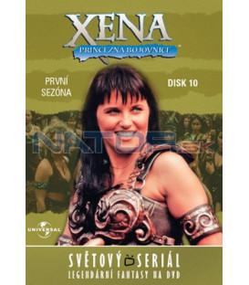 Xena 1/10 DVD- XENA 10