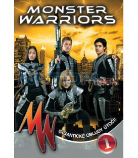Monster Warriors 01 DVD