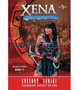 Xena 2/11 DVD- XENA 11