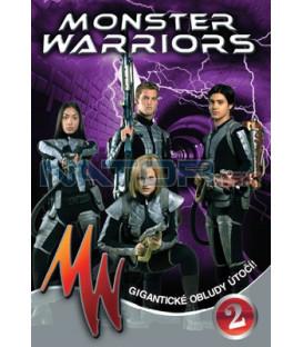 Monster Warriors 02 DVD