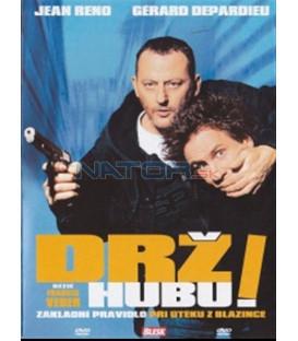 Drž Hubu (Tais-toi!) DVD