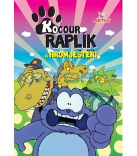 Kocour Raplík a hromještěři 12 DVD