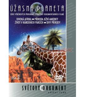Úžasná planeta 03 DVD