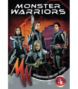 Monster Warriors 04 DVD