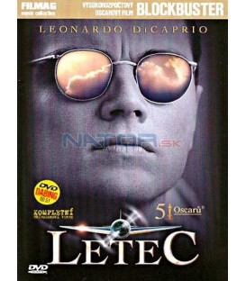 Letec (The Aviator) DVD