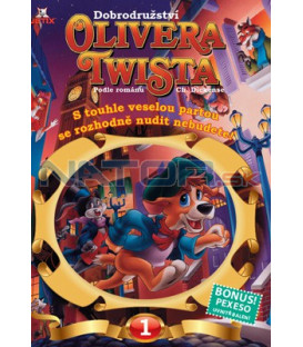 Dobrodružství Olivera Twista 01 DVD
