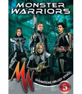 Monster Warriors 05 DVD