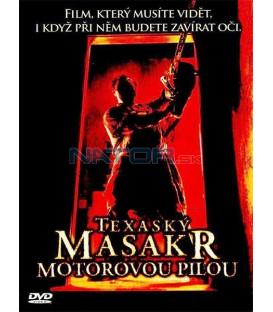 Texaský Masaker Motorovou Pílou (Texas Chainsaw Massacre)  DVDDVD