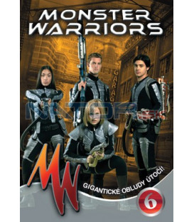 Monster Warriors 06 DVD