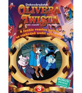 Dobrodružství Olivera Twista 03 DVD