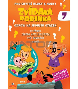 Zvídavá rodinka 07 DVD