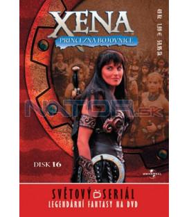 Xena 2/16 DVD- XENA 16