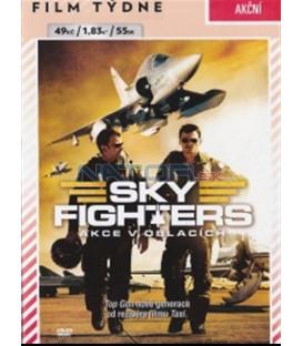 Sky Fighters: Akce v oblacích (Les Chevaliers Du Ciel) DVD