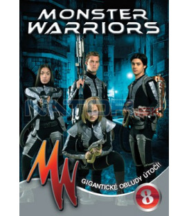 Monster Warriors 08 DVD