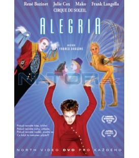 Alegria DVD