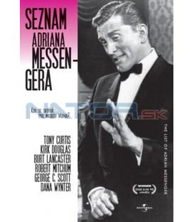 Seznam Adriana Messengera DVD