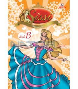 Princezna Sissi 13 DVD